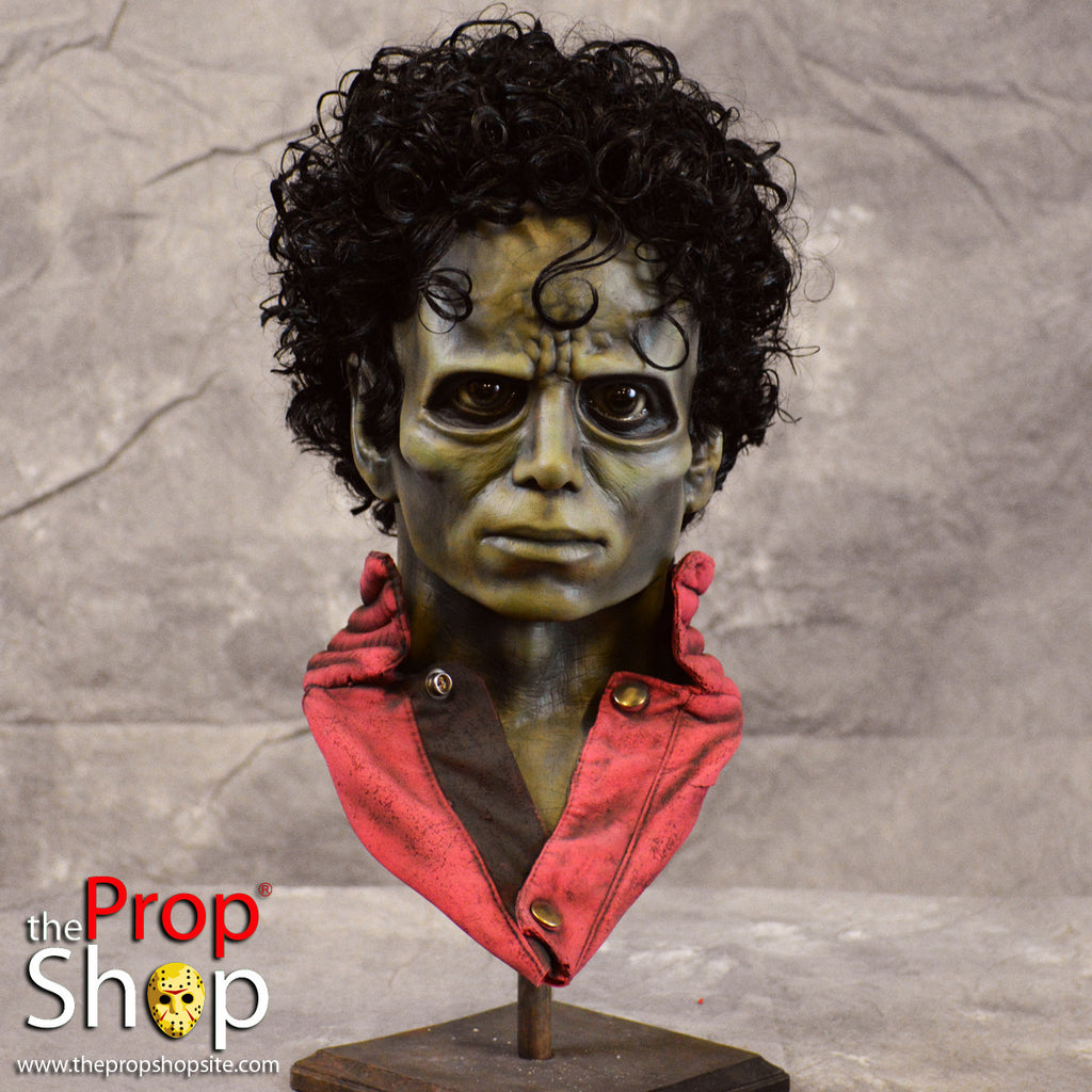 Thriller Display Bust