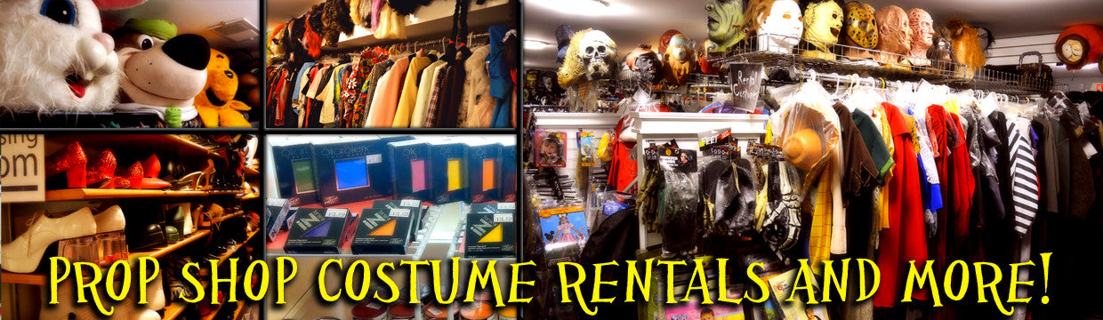 The Prop Shop Costumes and More!