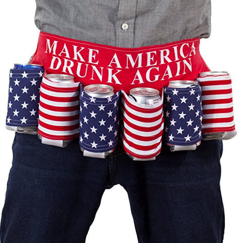 Make America Great Again Beer Belt