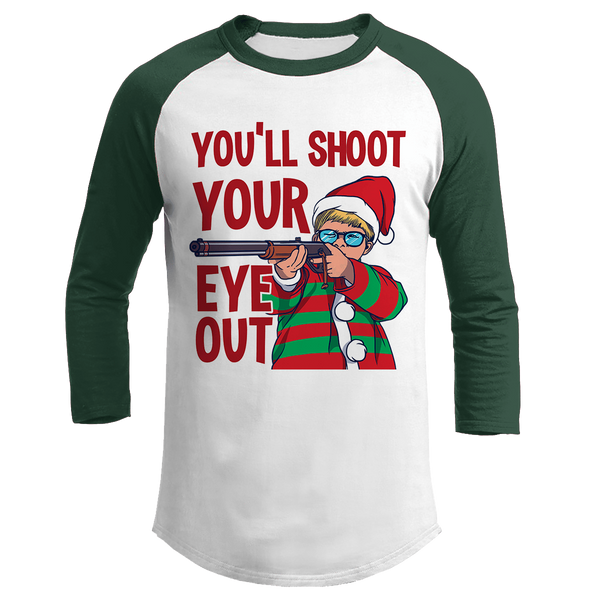 Shoot Your Eye Out V2 - Kids
