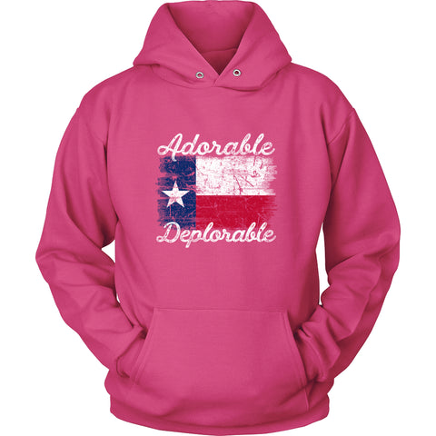 Adorable Deplorable- Hoodie