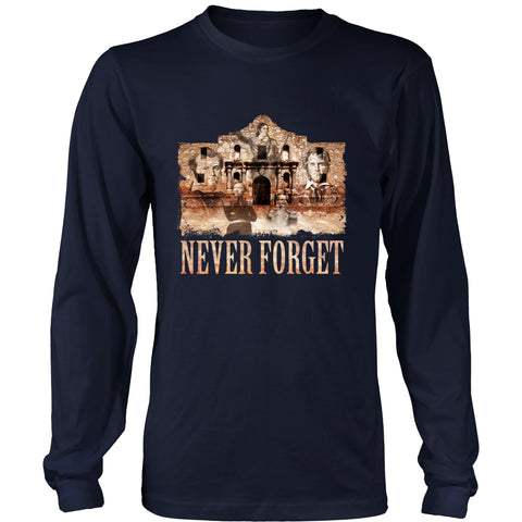 Alamo- Never Forget