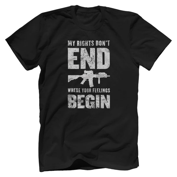 My Rights Don't End