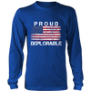 Proud Deplorable- US