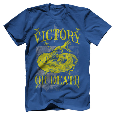 Victory or Death- TX