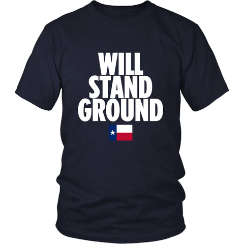 Will Stand Ground