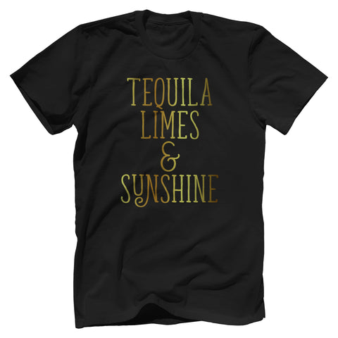 Tequila Limes & Sunshine