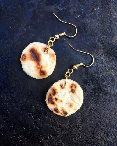 Tortilla Earings