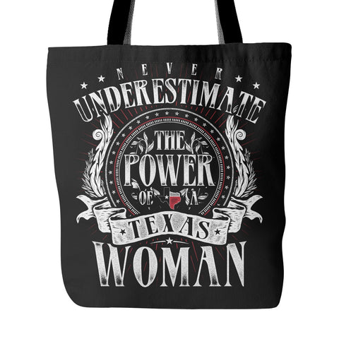 Power of a Texas Woman Tote