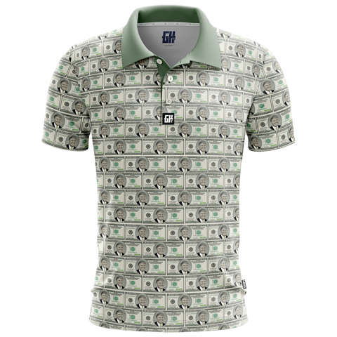 Billionaire Golf Polo