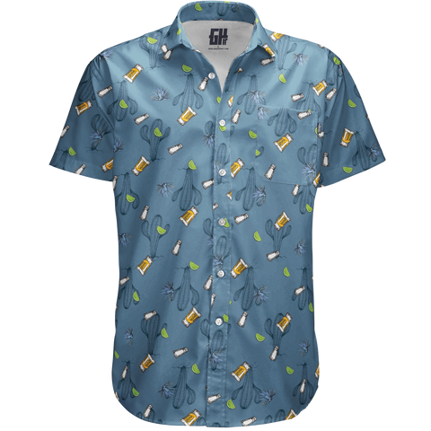 Agave Button Down