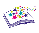 Read with Me book with stars