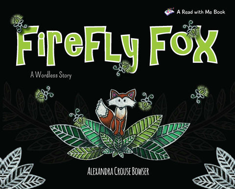Firefly Fox Digital Download for Teletherapy