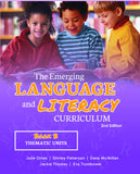 Emerging Childhood Language and Literacy Curriculum - 2nd Edition