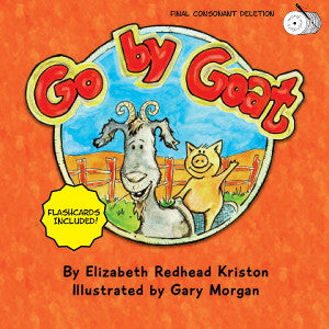 Image of Go by Goat children's book cover