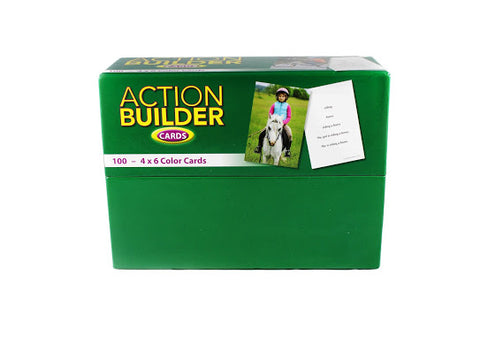 Action Building Cards