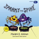 Sparky and Spike Digital Download for Teletherapy