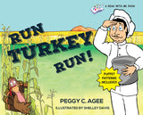 Run, Turkey Run!  Digital Download for Teletherapy