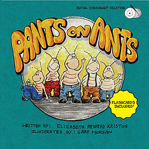 Image of Pants on Ants children's book cover