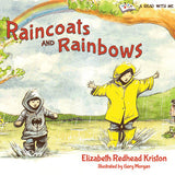 Raincoats and Rainbows book cover image