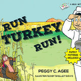 Run, Turkey, Run! book cover image