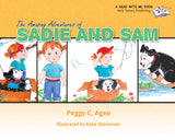 The Amazing Adventures of Sadie and Sam Digital Download for Teletherapy