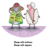 Shivering Sheep