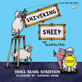 Shivering Sheep book cover image