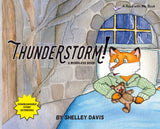 Thunderstorm Digital Download for Teletherapy