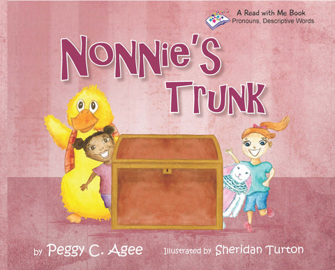 Nonnie's Trunk Digital Download for Teletherapy