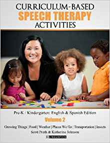 Curriculum-Based Speech Therapy Activities  VOLUME 2