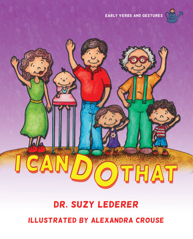 I Can Do That! Digital Download for Teletherapy