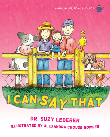 I Can Say That! Digital Download for Teletherapy