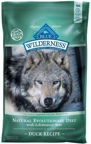 Blue Buffalo Wilderness Grain Free Dry Food (Dog)