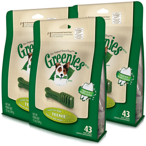 Greenies Dog Dental Treats