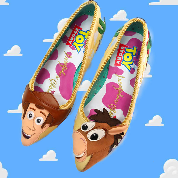 Toy Story X Irregular Choice Launching Friday Morning Japanla