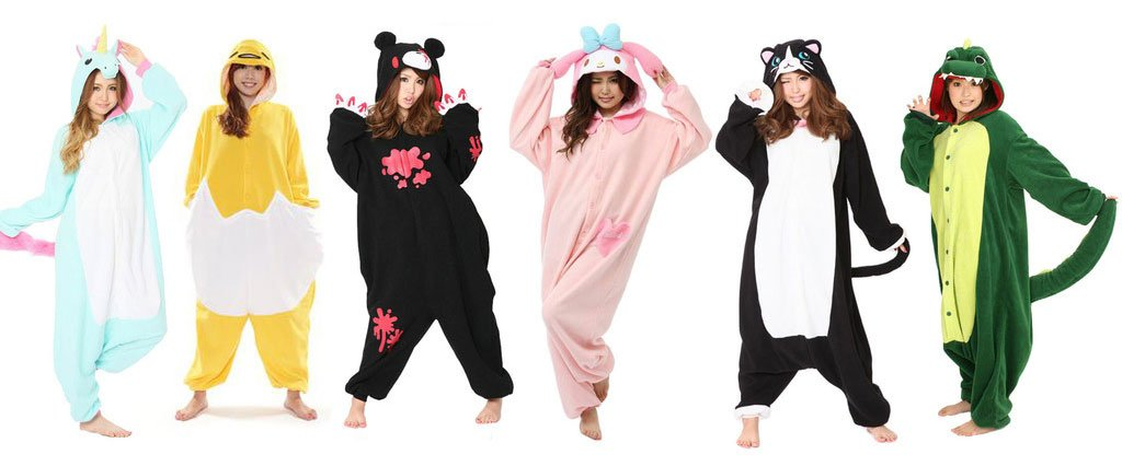 Order now before Halloween to get the best choices! Donu0027t be fooled by cheap imitation knock offs these are the original ones they sell in Japan ...  sc 1 st  JapanLA & Halloween Costumes! Kigurumi! Animal Heads! u2013 JapanLA