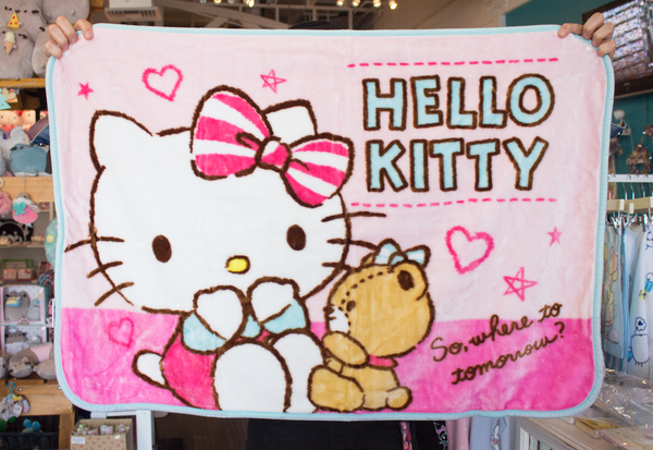 Stay Cozy with Sanrio Blanket Capes   Holiday Gifts! – JapanLA 06bde35f51