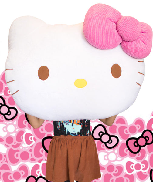 These Huggable Hello Kitty Plush are so soft and cute! Medium Plush  52,  Large Plush  92. There s also a small size,  22 (not shown). df9b0f8d8c