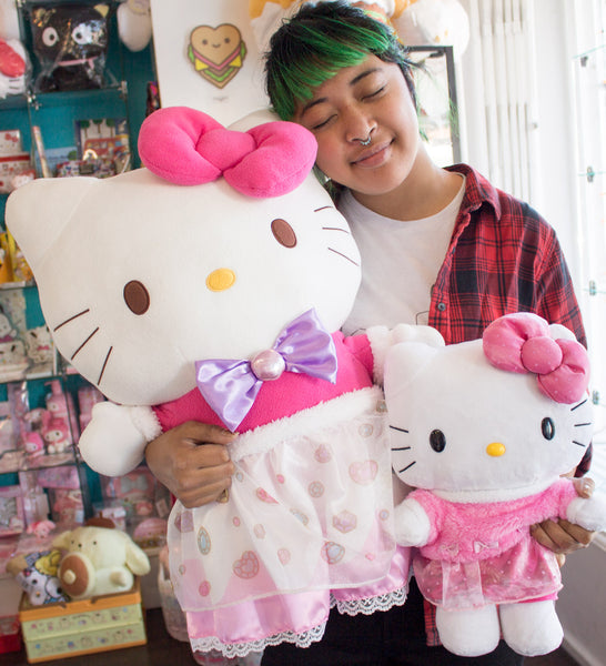 These Hello Kitty Mini Shop Play Sets are a cute gift for any Hello Kitty  fan! If you get all of them, they fit together to create one big Hello Kitty  ... c5706bb0fa