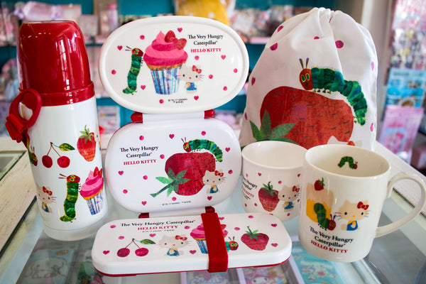 Strawberry Shortcake x Hello Kitty and The Very Hungry Caterpillar x H –  JapanLA 0a54df84b3104