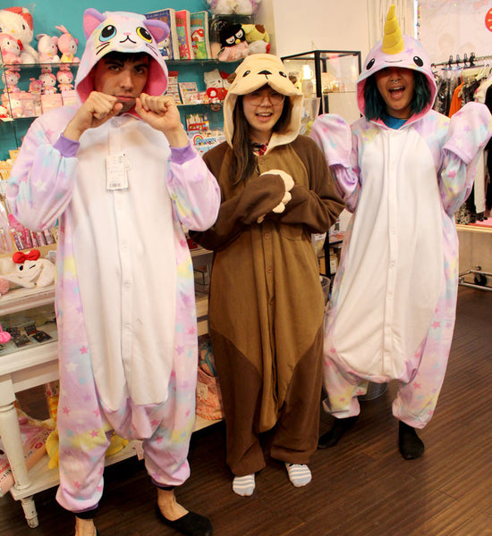 We just restocked our Kigurumi and have a few NEW styles too c148a8bca