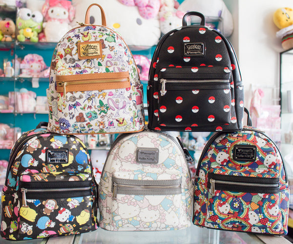 Cute New Bags Amp Backpacks Sanrio Amp Pokemon By Loungefly