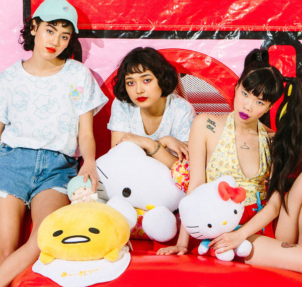 b0141d12c The NEW Nylon x Sanrio Collection has arrived at JapanLA! This special  collaboration has 9 ultra kawaii pieces featuring Hello Kitty, the Little  Twin Stars ...