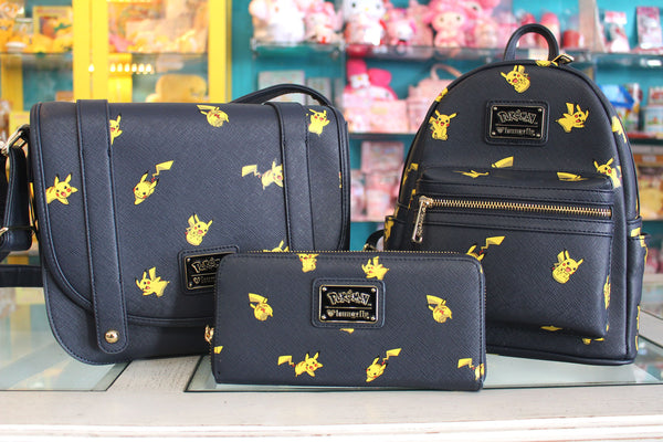 New Pikachu Amp Hello Sanrio Bags By Loungefly Japanla