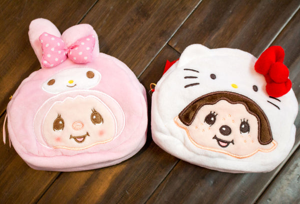 c2d680fa8322 ... pocket in the back that makes pulling tissues out when you need them  easy and convenient. Chimutan   My Melody Tissue Pouch and Monchhichi   Hello  Kitty ...
