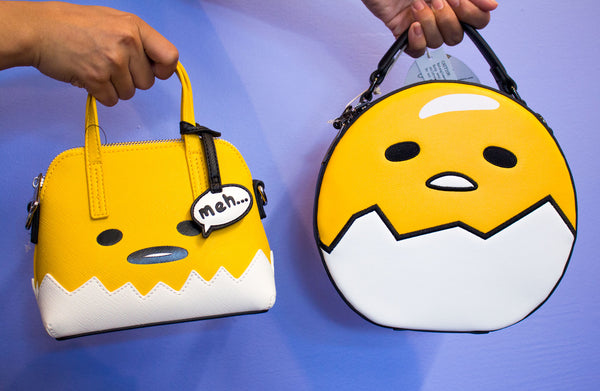 83825b8c14e7 NEW Gudetama Loungefly Bags! Cute Pochacco Rainbow Collection! – JapanLA
