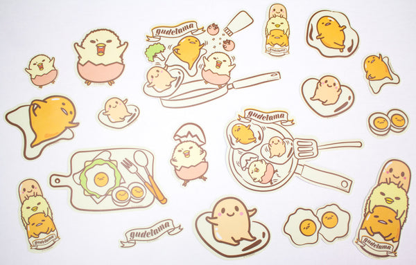Gudetama super cute. New friends collection has