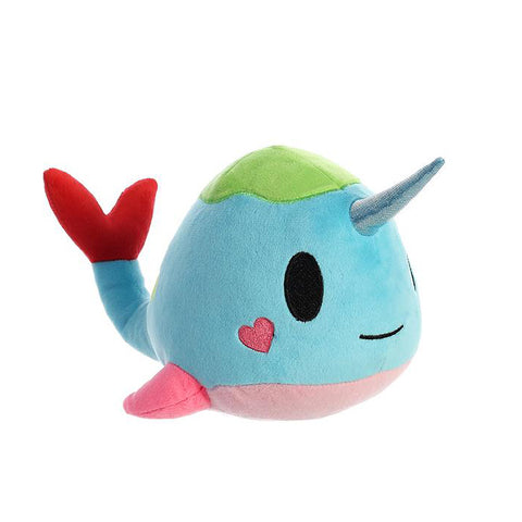 Narwally Small Plush