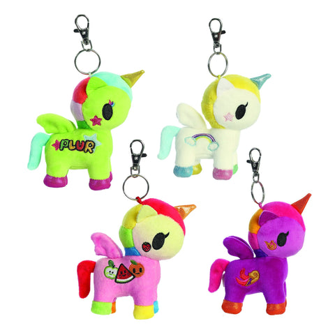 Unicorno Series 4 Plush Blind Bags